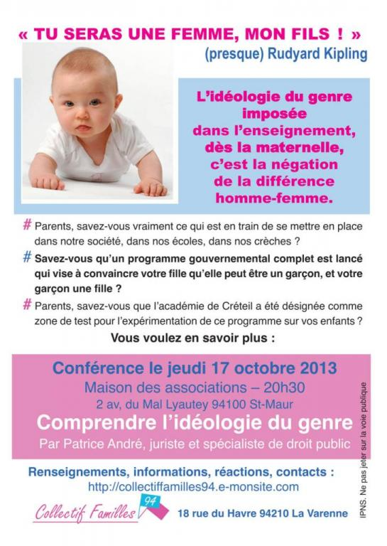 Tract conférence 17 octobre